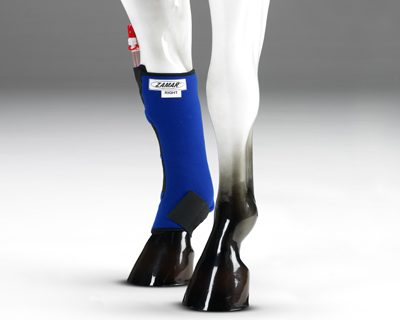 Equine short leg wrap